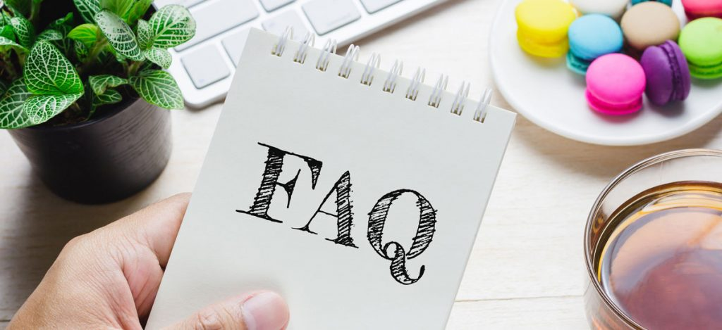 Blueprinted Marketing FAQ's