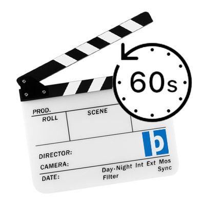 Promo videos for business - 60 seconds video production
