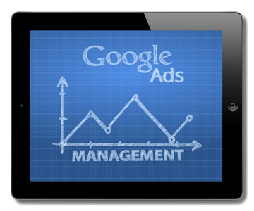 Google Ads Management services by Blueprinted Marketing