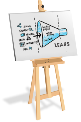 Lead Generation Funnels by Blueprinted Marketing