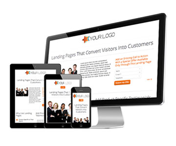 Custom website design services by Blueprinted Marketing